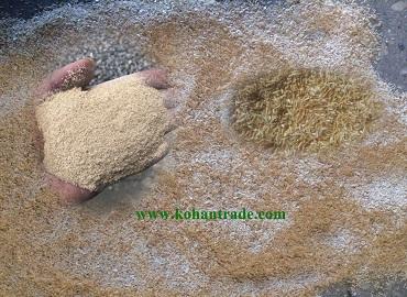 سبوس برنج درجه یک